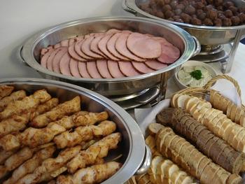 Standaard buffet