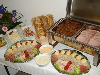 Trendy buffet 1