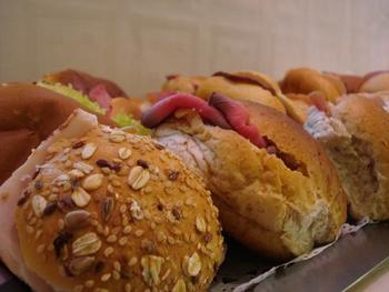 Belegde broodjes luxe