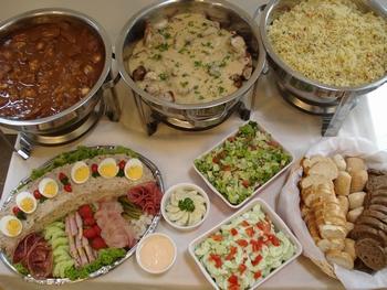 Trendy buffet 3