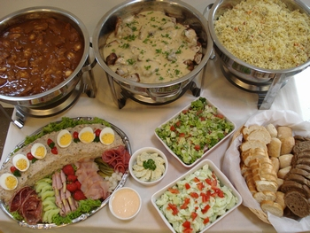 Trendy buffet 4
