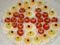 Gevulde tomaatjes